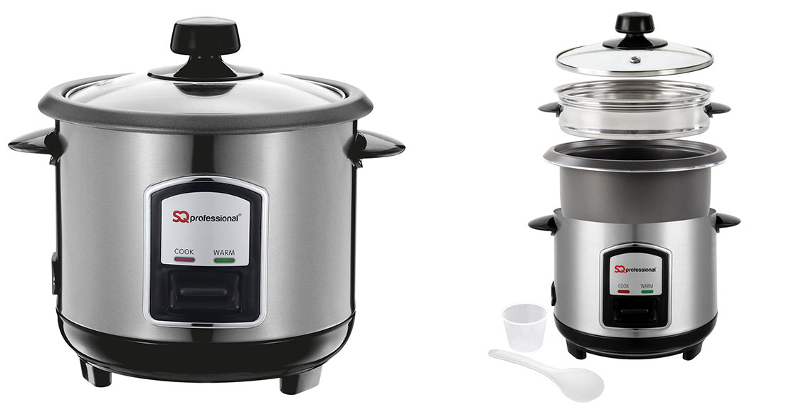 Sq Professional - Lustro Rice Cooker