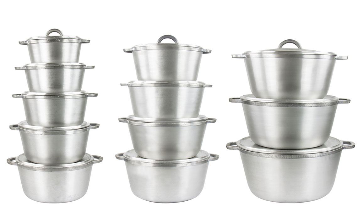 Sq Professional - Galaxis Range - Dutch Pot Sets
