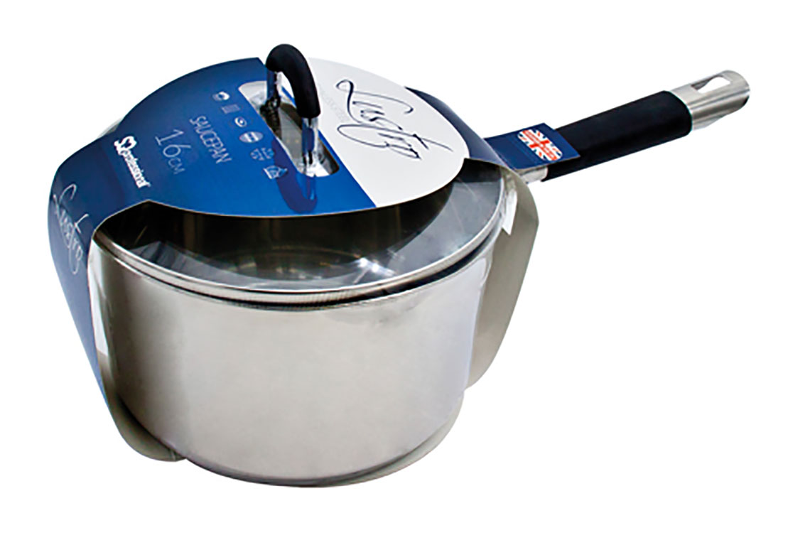 Lustro Saucepan Strain and Pour - Box