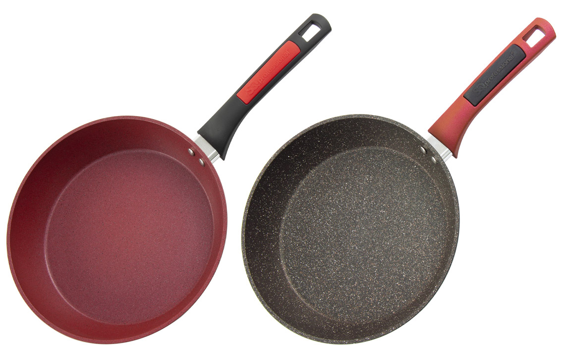 Sq Professional - Nea Marbell- Impact Frying Pans