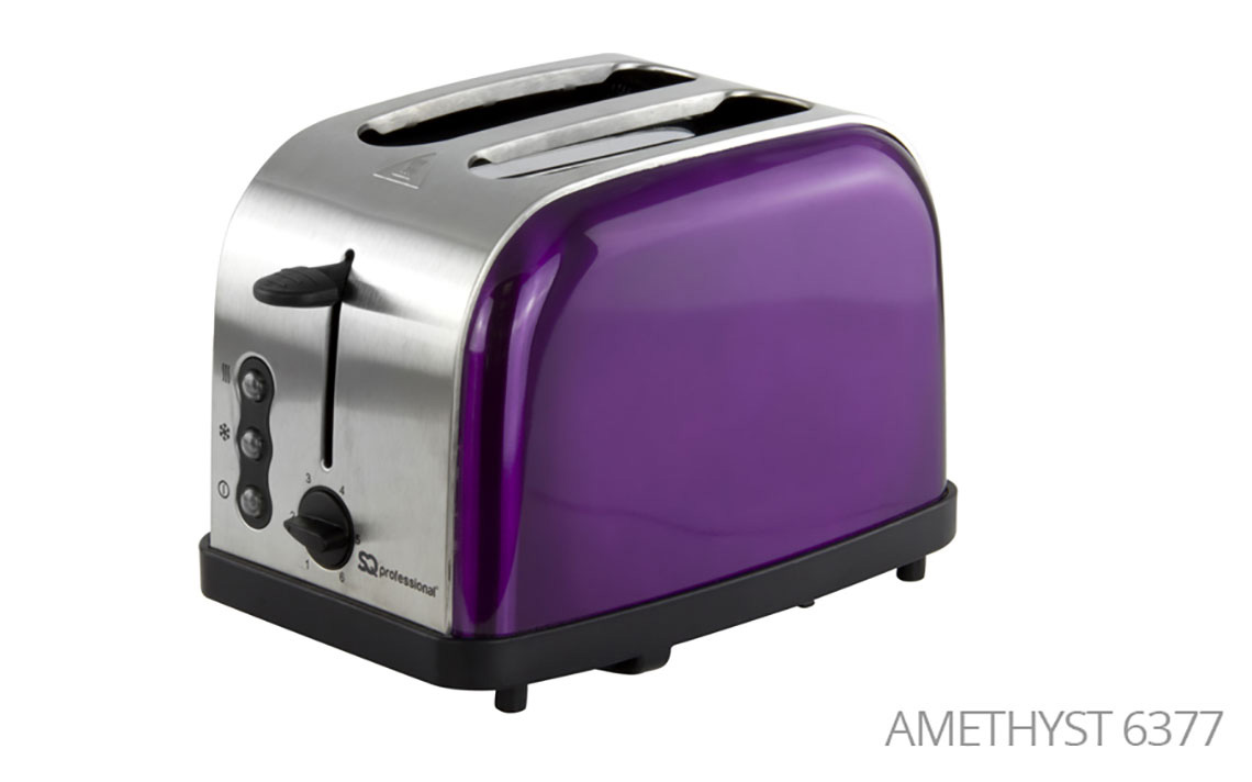 Sq Professional -  Gems Range - Legacy Toaster colour 4