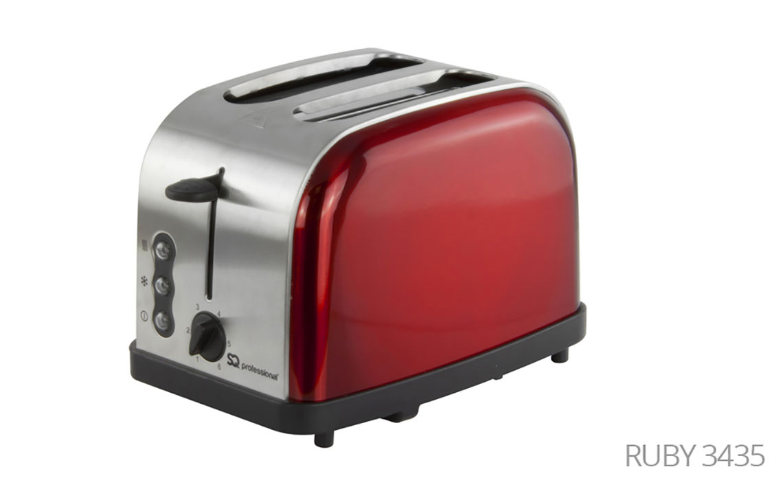 Sq Professional -  Gems Range - Legacy Toaster colour 3
