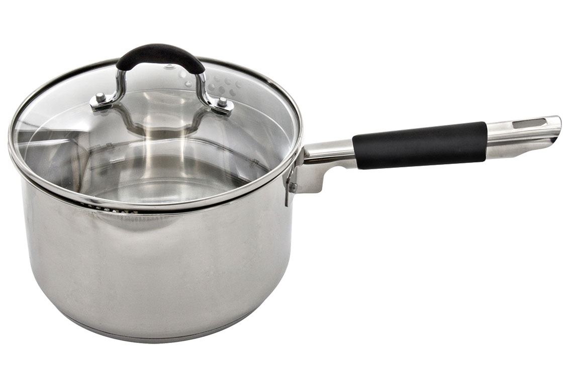 Sq Professional - Lustro saucepan Strain and Pour