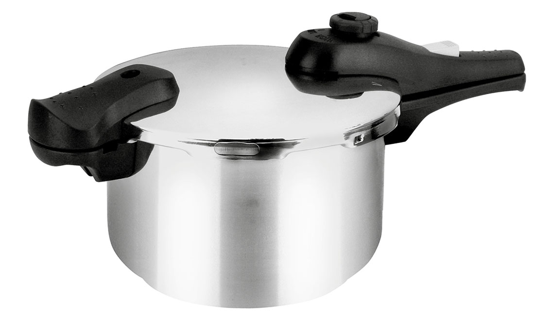 Sq Professional - Stainless Steel - Pressure Cooker
