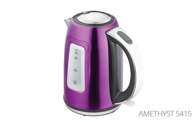 Sq Professional -  Gems Range - Senza Kettle colour 4