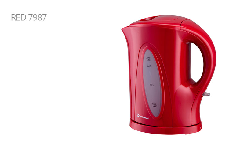 SQ Professional - Blitz range - Aquen Kettle colour 1