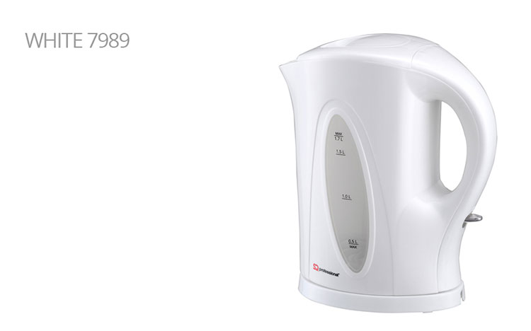 SQ Professional - Blitz range - Aquen Kettle colour 3