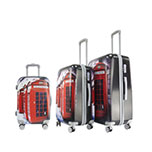 Sq Professional Luggages Hard Shell - London