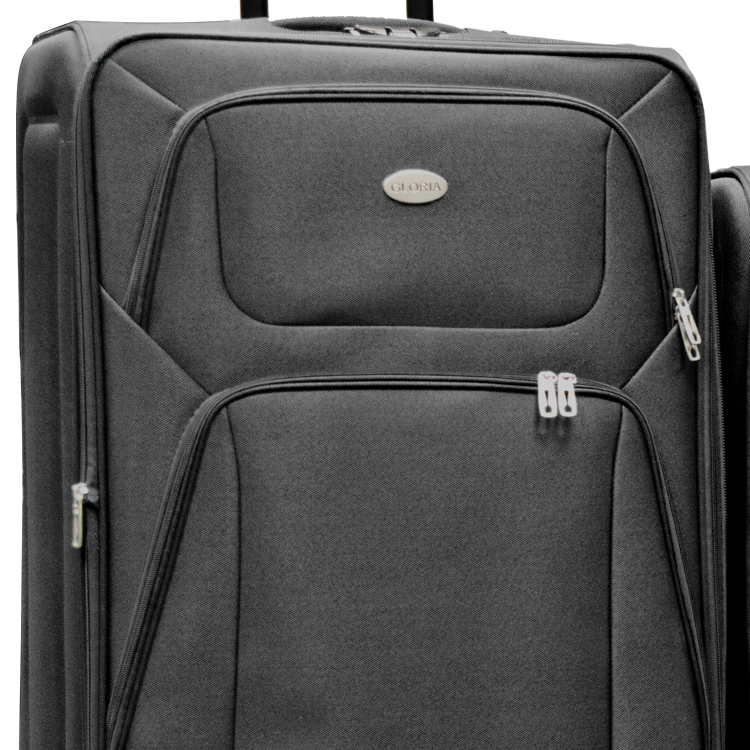 Sq Professional - Soft Shell Luggages - 801 Set - detail 2
