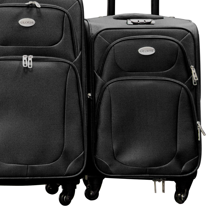 Sq Professional - Soft Shell Luggages - 801 Set - detail 3