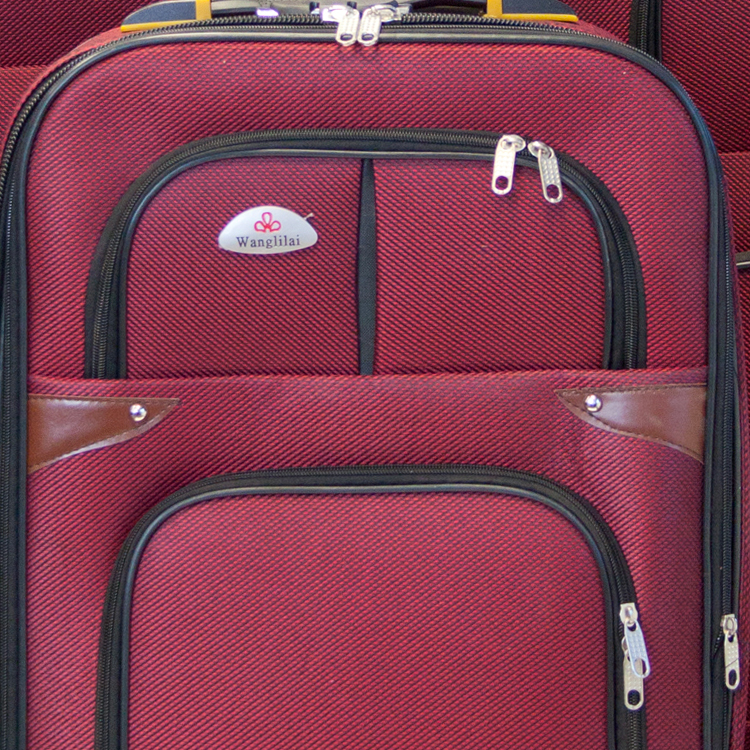 Sq Professional - Soft Shell Luggages - 8601 Set - detail 1
