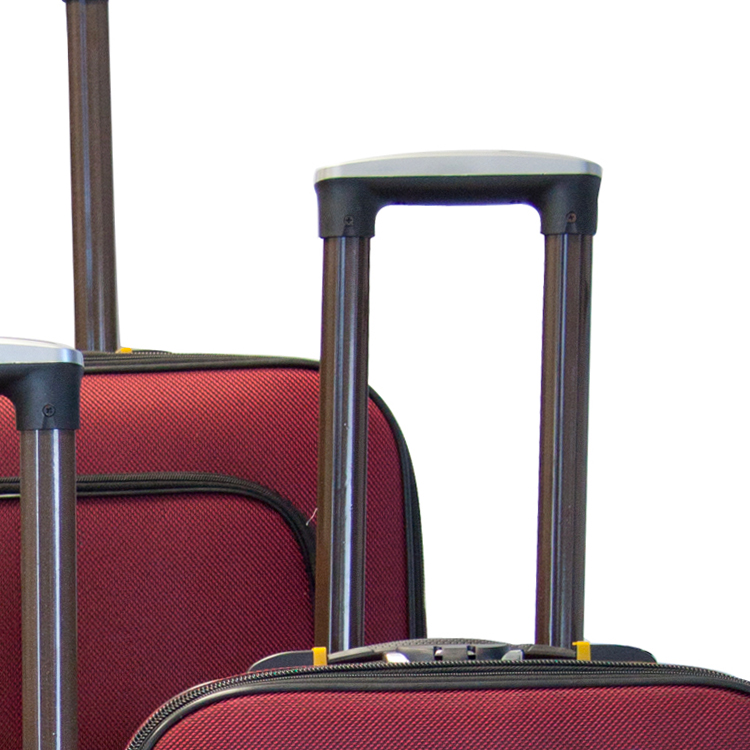 Sq Professional - Soft Shell Luggages - 8601 Set - detail 2