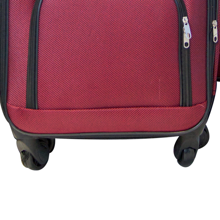 Sq Professional - Soft Shell Luggages - 8601 Set - detail 3