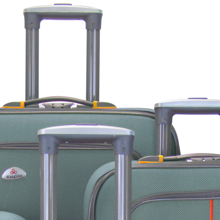 Sq Professional - Soft Shell Luggages - 8602 Set - detail 2
