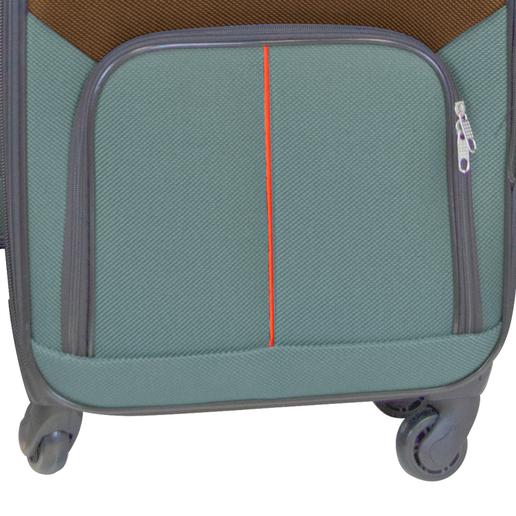 Sq Professional - Soft Shell Luggages - 8602 Set - detail 3