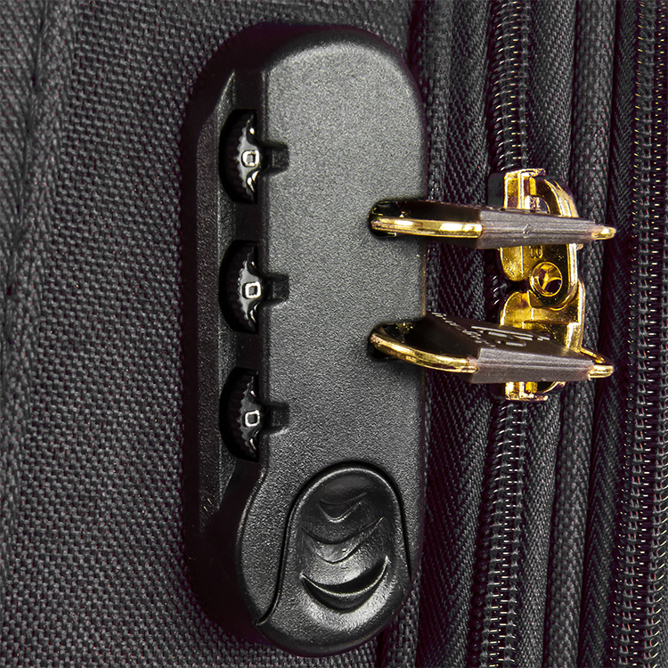 Sq Professional - Soft Shell Luggages - Travel Hop Set - detail 3