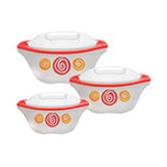 Sq Professional HOT POTS -  HELICE HOT POT SET 3
